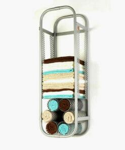 Riley TowelPod Wall Mounted Towel Rack