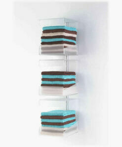 Riley Toweltray Wall Mounted Towel Holder