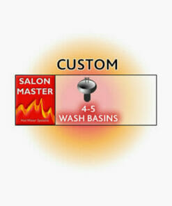 SALON MASTER READY HEAT CUSTOM