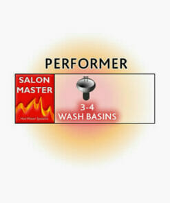 SALON MASTER READY HEAT PERFORMER