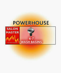SALON MASTER READY HEAT POWERHOUSE