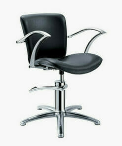 Crewe Bermuda Hydraulic Styling Chair