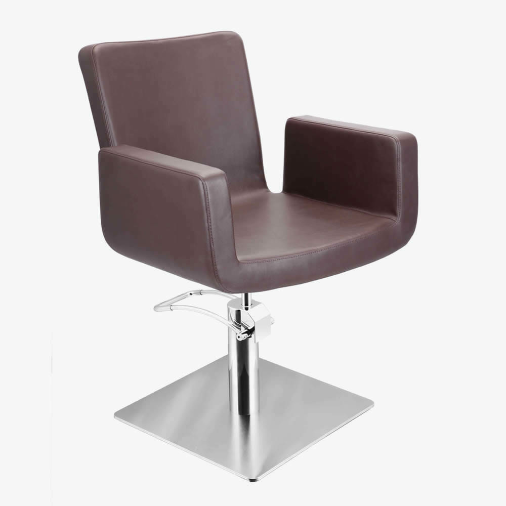 Bravo hydraulic styling chair direct salon furniture for Modern salon furniture packages