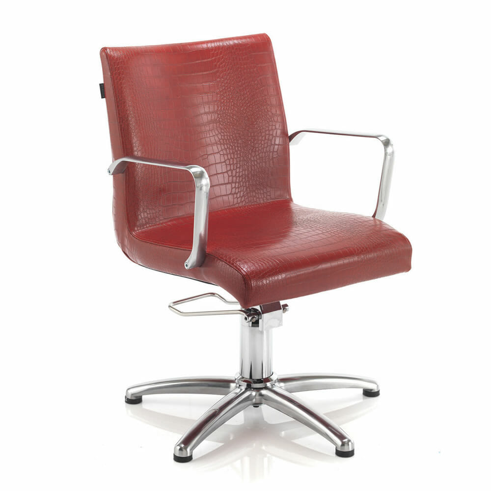 Rem ariel hydraulic styling chair in colour direct salon for Salon furniture