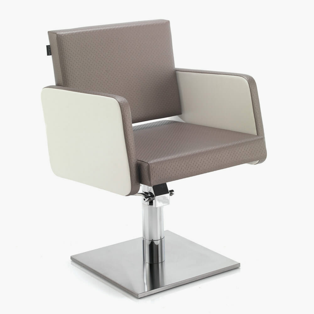 Rem colorado hydraulic styling chair in color direct for Hydraulic chairs beauty salon
