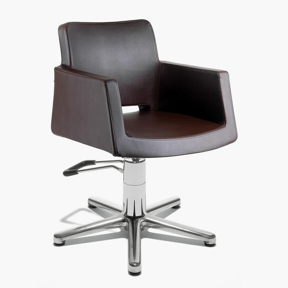Rem vista hydraulic styling chair direct salon furniture for Modern salon furniture packages