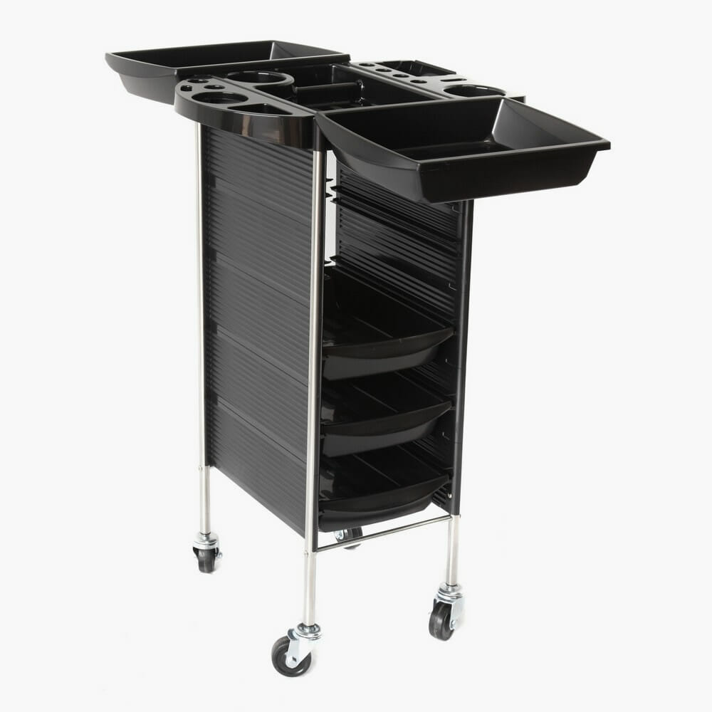 Crewe orlando jamaica eko trolley direct salon furniture for Salon trolley