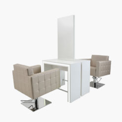 Mia Show Central Island Styling Unit