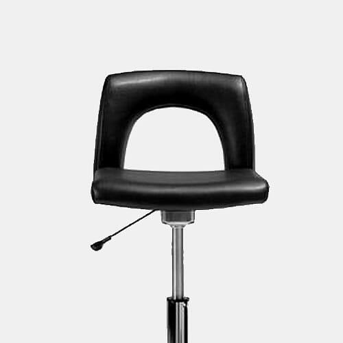 Direct Salon Furniture RollerCoaster Square Stool