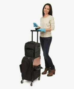 Sibel RollerCoaster Stool Case Top Bag