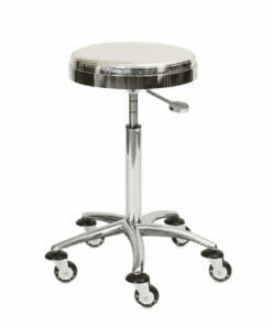Sibel Space Gas Lift Stylist Stool
