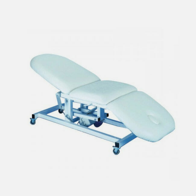 Skinmate 3 Section Electric Couch Direct Salon Furniture