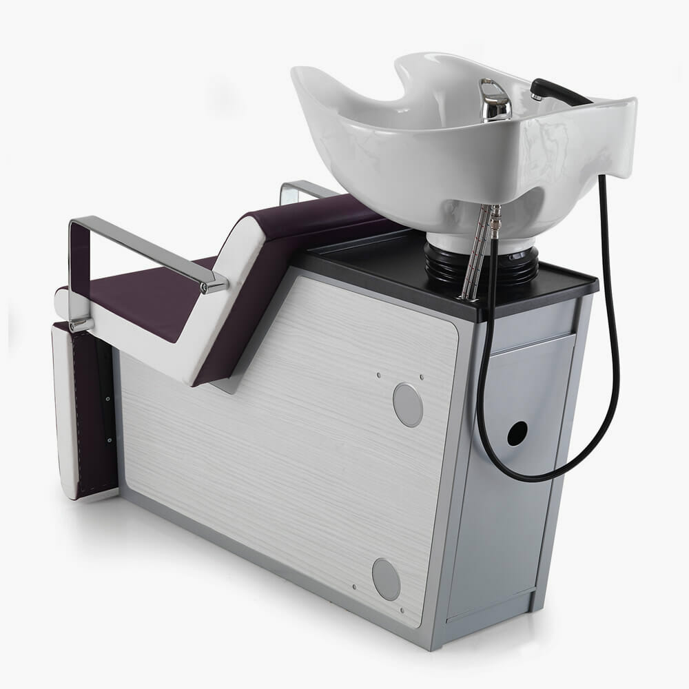 rem cascade washpoint complete direct salon furniture. Black Bedroom Furniture Sets. Home Design Ideas