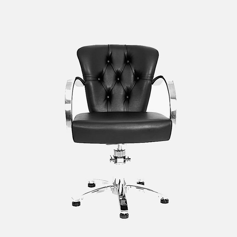 New wbx grande classic hydraulic styling chair direct for Wax chair salon