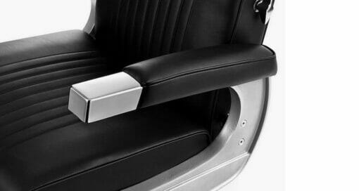 wbx m100 barbers chair close